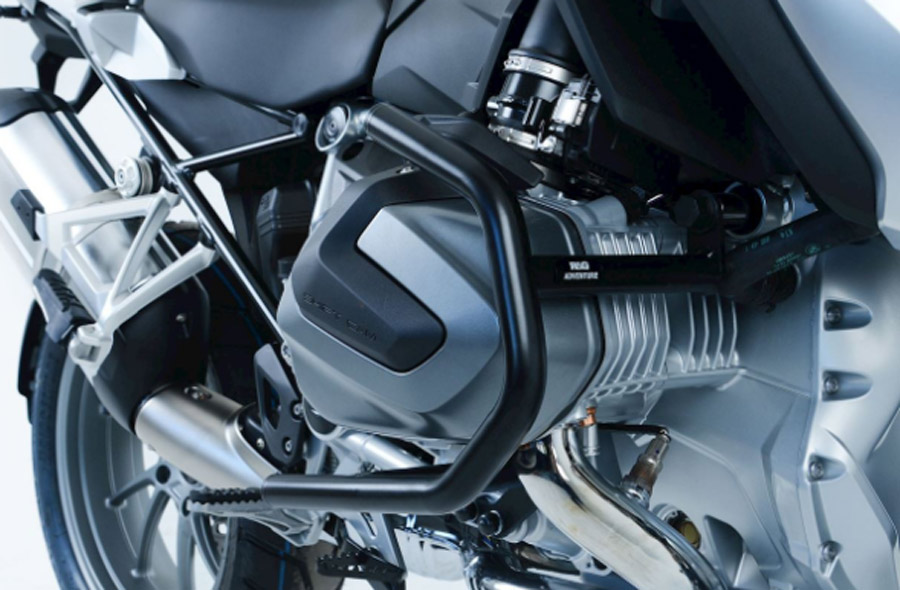 Picture of engine-protection bars for BMW motorcycles