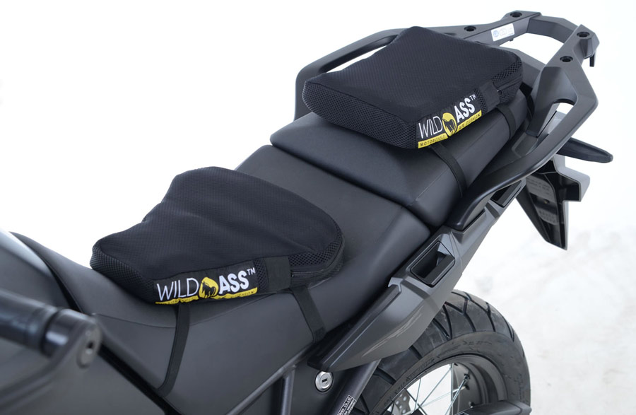 Picture of Wild Ass motorcycle seat pads