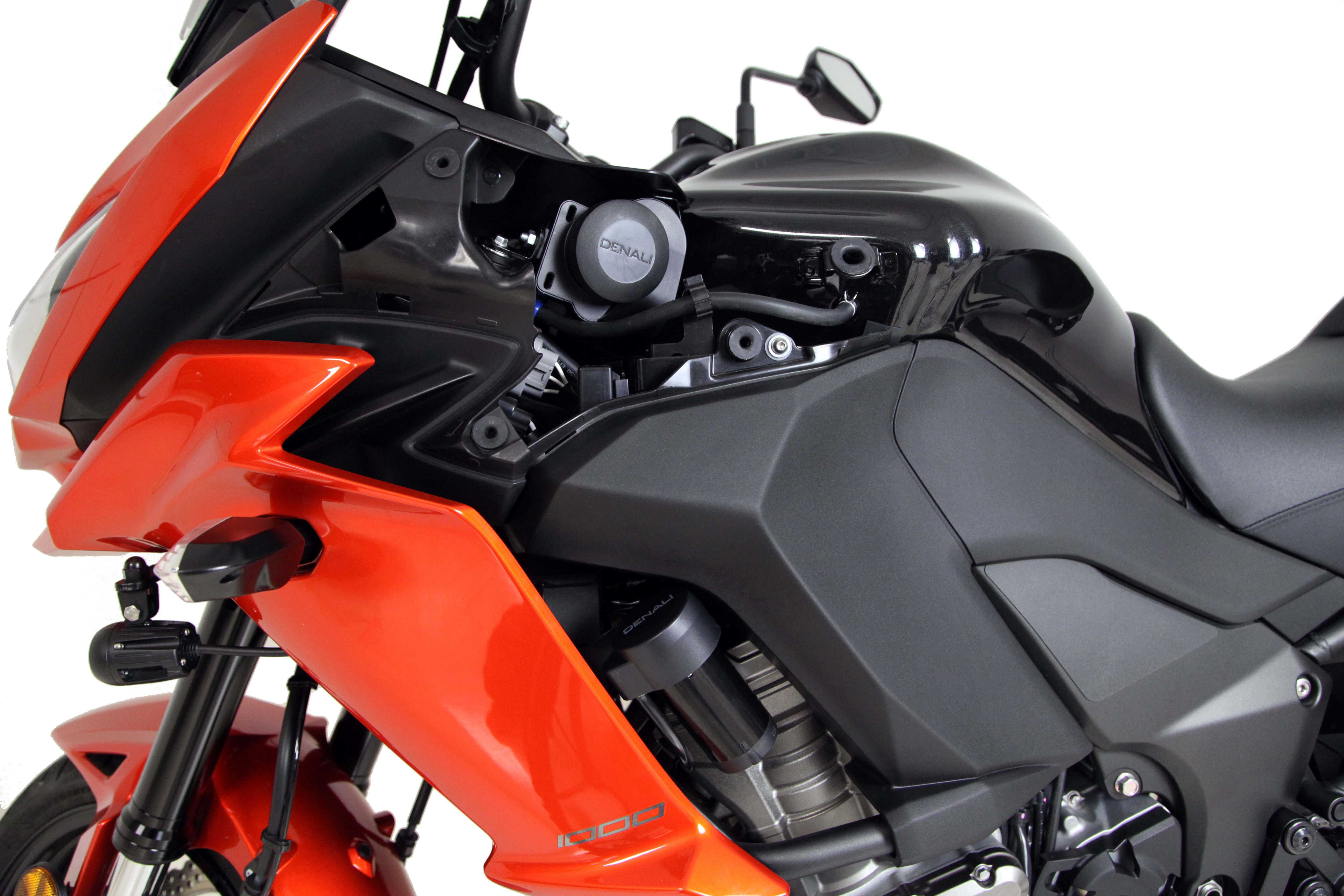 Denali Split SoundBomb 120dB Motorcycle Motorbike Air Horn