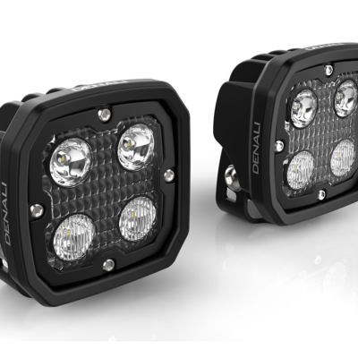 DENALI D4 TriOptic LED Light Kit with DataDim Technology