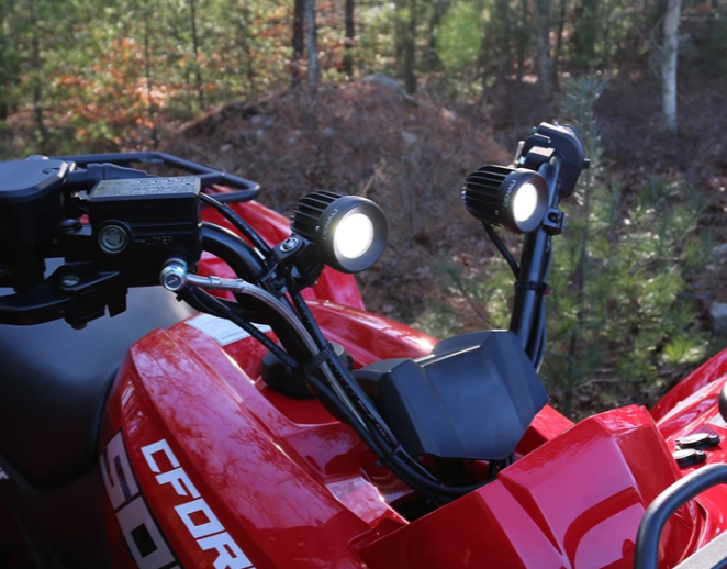 DENALI lights for any power sports applications