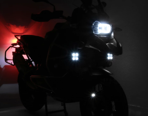 DENALI aux lights for bikes
