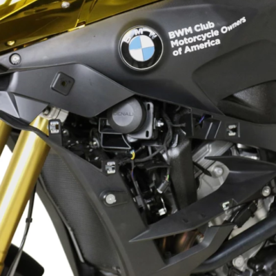 DENALI BMW horn mount for S1000XR for Split SoundBomb