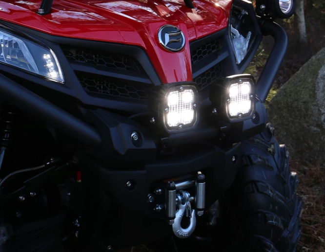 DENALI powersports aux lights