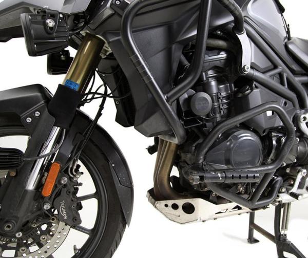 DENALI horn mount for Triumph Tiger Explorer 1200 for SoundBomb Compact