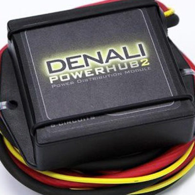 DENALI PowerHub2 Fuse Block with Wiring Harness