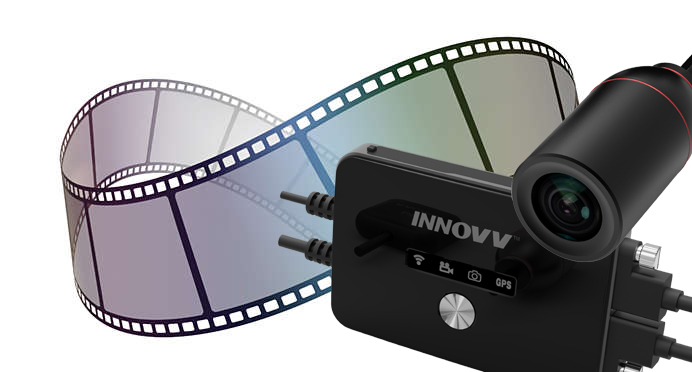 INNOVV offers loop recording
