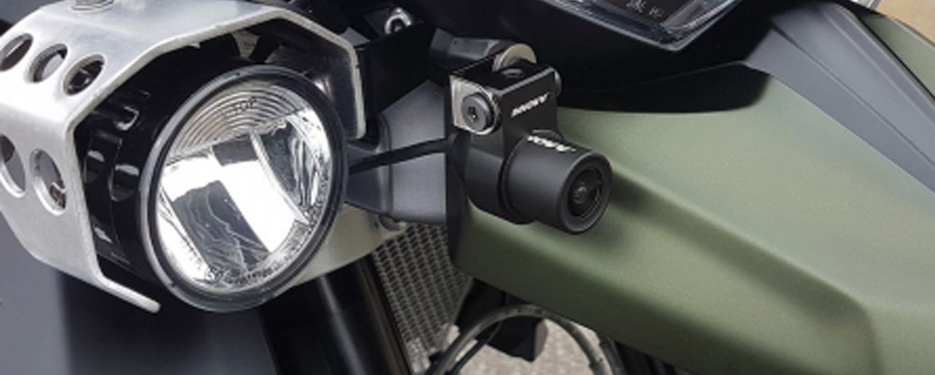 motorcycle camera systems from Innovv