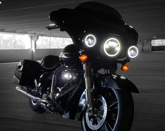 DENALI offers accessory products for your Harley-Davidson