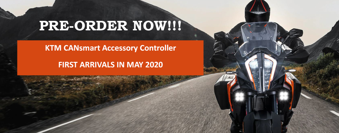 Controlls KTM CANbus Acceossories
