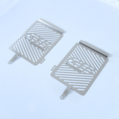Branded Radiator Guard For BMW R1250GS '18- & R1250RT '19- (PAIR)