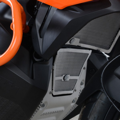 R&G Downpipe Grille for KTM 790 Adventure