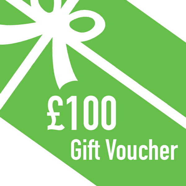 £100 Gift voucher for motorbike lovers