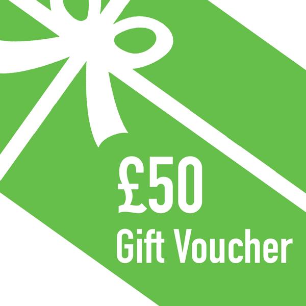 £50 Gift voucher for motorbike lovers