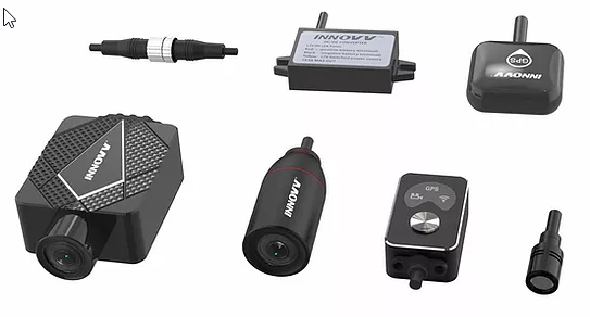 INNOVV K5 Ultra HD camera system