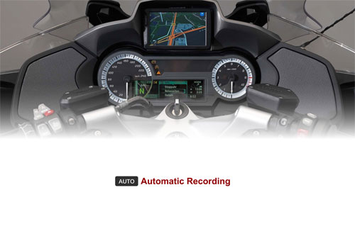 INNOVV K3 Dashcam for Motorbikes Fit and Forget System