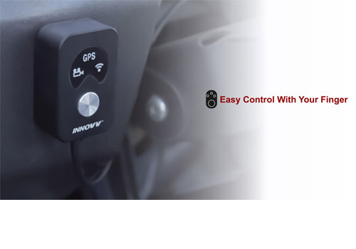 INNOVV K3 Dashcam for Motorbikes with Remote Control